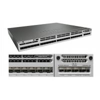 24 Ports SFP Ethernet Switch WS-C3850-24S-S Cisco Catalyst 3850 Manufactures