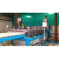 Waste Plastic Extrusion Line , WPC Foam Board Extrusion Equipment Manufactures