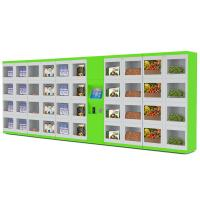 China Remote Control Snack / Beverage Vending Lockers For Safety Supplies on sale