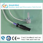 Novametrix DIX 8791-00 spo2 sensor ,neonate Y type,Multi-Site spop2 sensor ,TPU Manufactures