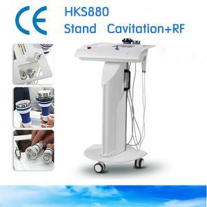 Cavitation RF Vacuum Ultrasonic slimming machine 880/CE ultrasonic cavitation on sale Manufactures