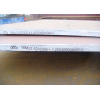 Hot Dipped Galvanized Carbon Steel Plate 3mm - 8mm thickness For Automotive Manufactures