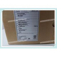 WS-C3750X-48T-S 48 Port Gigabit Ethernet Network Switch Layer 3 X Stackable IP Base Manufactures