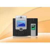 Safety web based door Fingerprint Access Control System With Backup Battery WIFI GPRS Manufactures