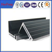 aluminum frames for solar panels from china supplier Manufactures