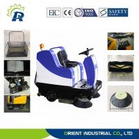 China electric ride on sweeper cleaning machine on sale