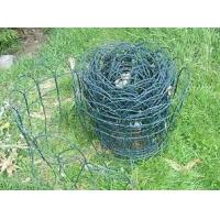Weave Hot Dip galvanized Garden Border Fence Net For Railway / Airport Manufactures
