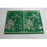 China 2.0mm Thickness Lead Free PCB , Multilayer PCB Board OEM ODM Service ENIG Surface on sale