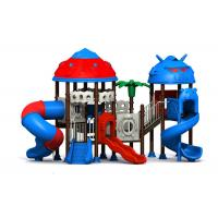 Quality High Security Kids Outdoor Playground Equipment For Kindergarten King Kong Style for sale