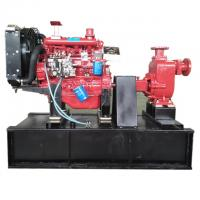 China 30hp diesel water pump fire fighting pump for deep well in saling on sale