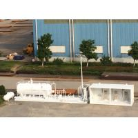 Customized 10m3 LPG Skid Mounted Tank / Mobile LPG Gas Filling Station Manufactures