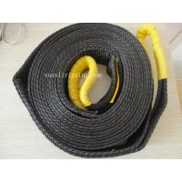 China 4WD snatch strap offroad snatch strap truck tow strap on sale
