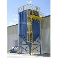 Small Cement Pulse Jet Bag Filter Equipment High Temperature Smoke Filters Manufactures