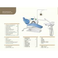 Top Adjustable Dental Chair Equipment , Dental Office Chairs Complete Dental Spare Parts Manufactures