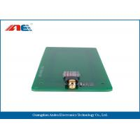 Automatic Guided Vehicle RFID Reader Antenna PCB Board Size 200 * 80MM Manufactures
