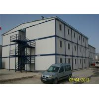 China Environmental Conex Box Home steel shipping containers with Steel Frame on sale