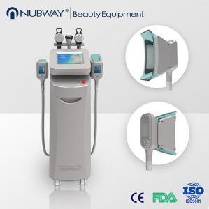 professional ! Freeze Cryolipolysis Anti Cellulite Fat Cavitation Rf Multifunction machine Manufactures