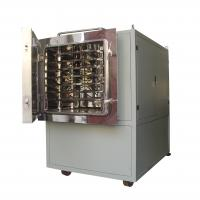 China LTDG -100 Vacuum Freeze Drying Machine , Fruit Dryer Machine High Efficiency on sale