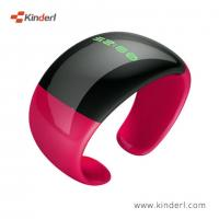 Bluetooth Watch Bracelet with caller ID display and vibrating alert & cell phone anti-lose Manufactures