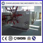 32mm Hdpe Pipe Machine Plastic Winder Equipment 450 - 800mm Inner Dia Manufactures