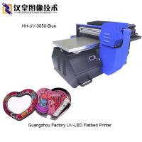 Guangzhou Factory UV-LED Flatbed Printer Manufactures