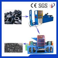 Energy Saving Tire Recycling Machine 3 Phases Crumb Rubber Plant Manufactures