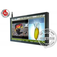16.7M Color 42 inch wifi digital Signage with DMB Software System Wall Mount LCD Display Manufactures