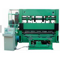 HH25-16 High Speed Expanded Metal Mesh Machine 3kw 0.2-4mm Thickness Manufactures