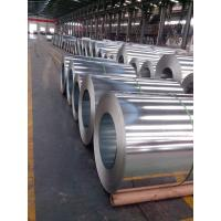 Galvanized Steel Coils With 0.12mm - 4.0mm Thickness For Metal Roofing Manufactures