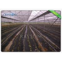 China Felxible and durable light weight Garden Weed Control Fabric in non woven material wholesale