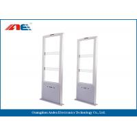 90CM RFID Security Gate Card Reader , RFID Gate Access For Library Management System Manufactures
