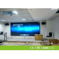 Stage Advertising LED Display High Definition LED Full Color Screen RohS Certification