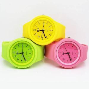 Quartz Analog Watch Children Watches Jelly Watch Manufactures