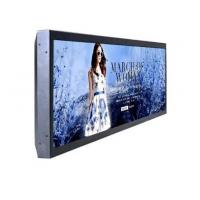 Ultra Wide Stretched Bar LCD Panel 28 Inch 1920*540 With High Brightness Manufactures