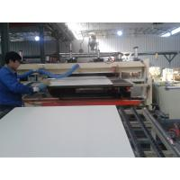 Outdoor Advertising PVC Waterproof Foam Board Custom Printing 3mm High Precision Manufactures