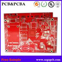2018 telephone pcb boards custom-made pcb fr4 double layer bare pcb for computer and mobile motherboard Manufactures