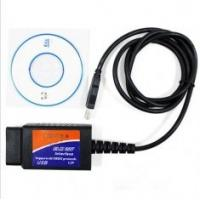 OBD-II ELM327 USB Diagnostic Trouble Codes RS232 Elm Obd Interface ISO15765-4 / ISO14230-4 Manufactures