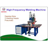 Manual Blister Automatic Welding Machine For Leather / Plastic Sheet Embossing Manufactures