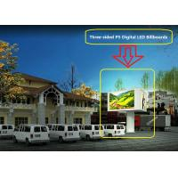 High definition Out of Home Electronic Digital LED Billboard Signs 5mm Energy saving Manufactures