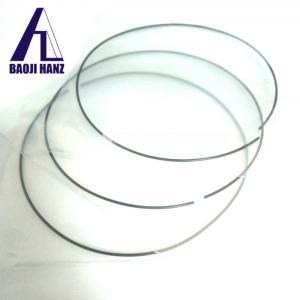 Superelastic nickel titanium alloy wire astmf2063 nitinol wire cell phone antenna Manufactures