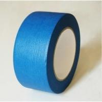 High Performance Crepe Paper Blue Masking Tape For Humid Wall And Floor Manufactures
