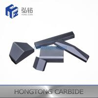 China Tungsten Carbide Products Block/Tips for TBM Machine and Wood&Forest Machine on sale