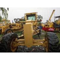 2011 140H Used motor grader caterpillar cat grader for sale china supplier Manufactures