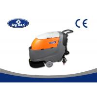 Ceramic Wet Floor Scrubber Dryer Machine With Single Disc 510mm Brush Dia Manufactures