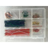 Colorful Breadboard And Wire Kit Jumper Wire Kit 350 PCS For Breadboard Experiment Manufactures