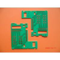 Heavy Copper 4 Layer Immersion Gold CEM 3 PCB Board with Green Solder Mask Manufactures