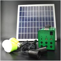 30w portable solar panel system for home Manufactures