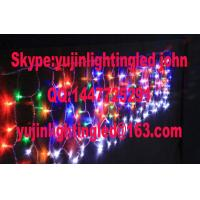 Indoor or Outdoor IP65 Led Decoration Light/led Christmas Light/ Led Curtain Light Manufactures