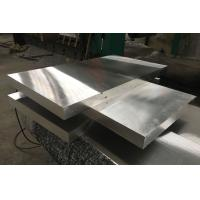 Forged Mg Tooling plate Magnesium Metal Alloy plate AZ80A-T5 300mm Max Thickness Manufactures