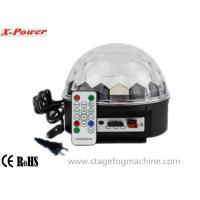 Colorful  High Brightness LED Disco  Ball , Disco Party Lights With MP3 Remote  VS-26MP3 Manufactures